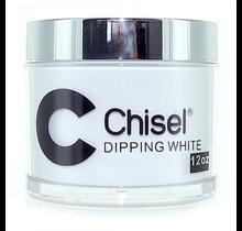 Chisel Dip Powder Dip White Refill 12oz