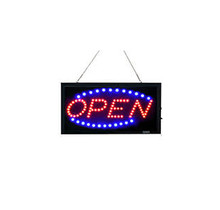 BK LED Sign LD355C NAIL OPEN