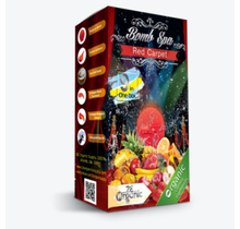 Bomb Spa 9 in 1 - Magnolia Lychee Raspberry (Red Carpet)50/Box