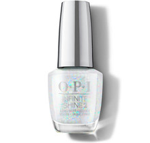 OPI Infinite Shine - 2020 SHINE HOLIDAY COLLECTION HRM48- All A'twitter In Glitter