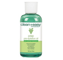 Clean & Easy Pre-epilation Oil