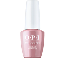 OPI Gel Color SPRING 2021 HOLLYWOOD COLLECTION H001 - #GCH001 - Suzi Calls the Paparazzi