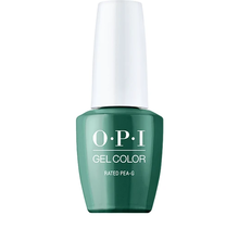 OPI Gel Color SPRING 2021 HOLLYWOOD COLLECTION H007 - #GCH007 - Rated Pea-G