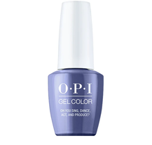 OPI Gel Color SPRING 2021 HOLLYWOOD COLLECTION H008 - #GCH008 - Oh You Sing, Dance, Act and Produce?
