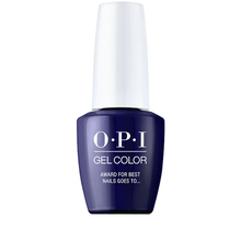 OPI Gel Color SPRING 2021 HOLLYWOOD COLLECTION H009 - #GCH009 - Award for Best Nails Goes to...