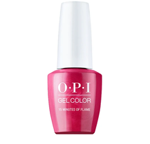 OPI Gel Color SPRING 2021 HOLLYWOOD COLLECTION H011 - #GCH011 - 15 Minutes of Flame