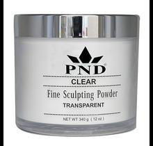 PND ACRYLIC POWDER 12 OZ- Clear