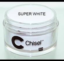 Chisel Dip Powder SPDP2 - Super White 2oz