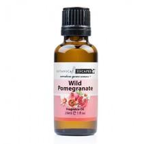 Botanical Escapes Herbal Spa Pedicure Fragrance Oil 1 oz - Wild Pomegranate