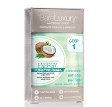 BARE LUXURY PEDI 4 Step - Coconut & Honeydew 48/Box