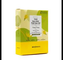 GEL-OHH! PEDI SPA SET 5 Step - Ylang Ylang 50/Box