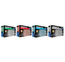 SemperGuard Latex Gloves M 10/Box