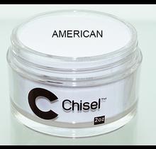 Chisel Dip Powder ADP2 - American White 2oz