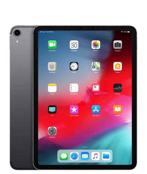 "Apple iPad Pro 11"" Wi-Fi + Cellular 64GB - Space Grey 2018"