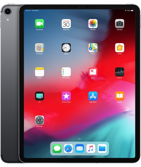 "Apple iPad Pro 12.9"" Wi-Fi + Cellular 64GB - Space Grey 2018"