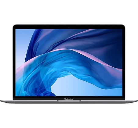 "Apple MacBook Air 13"" Space Grey Touch ID Retina Display 1.6GHz 8th-Gen i5 8GB 256GB 2018"
