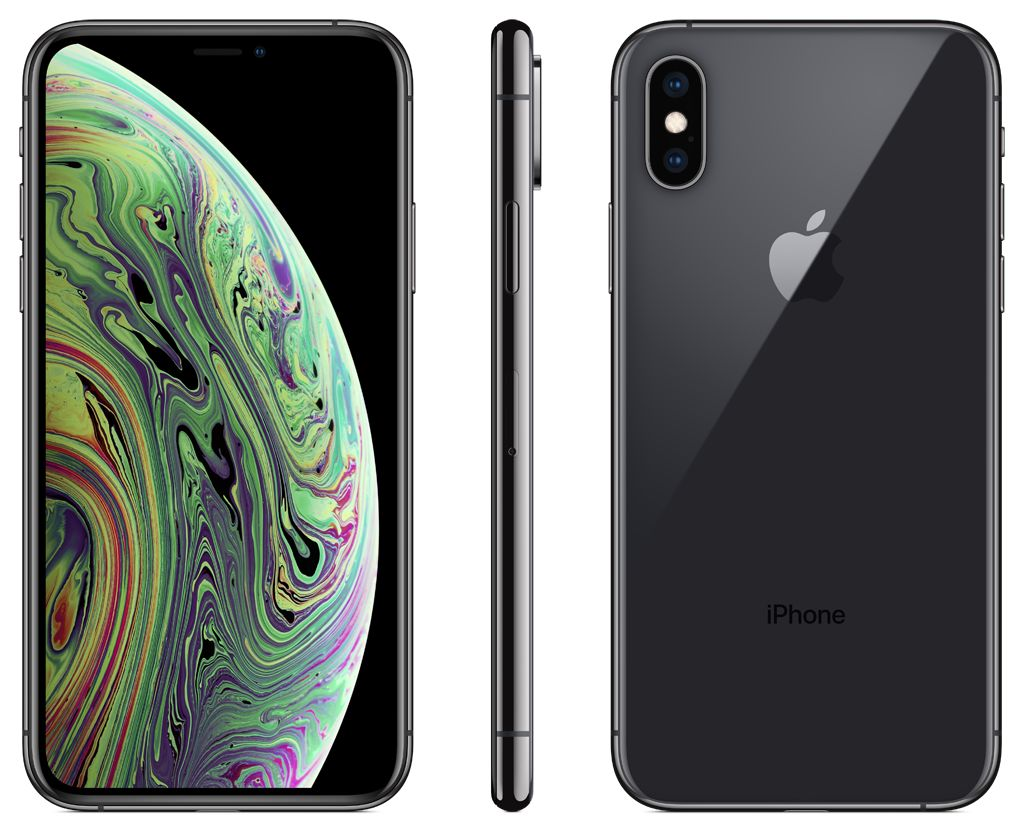 Apple iPhone XS 512GB - Space Grey