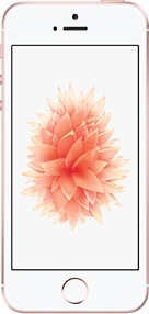 Apple iPhone SE 128GB - Rose Gold