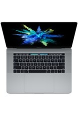 """Apple Macbook Pro 15"""" with Touch Bar 2.8GHz i7 16GB 256GB 2GB Radeon Pro 555 - Space Grey 2017"""