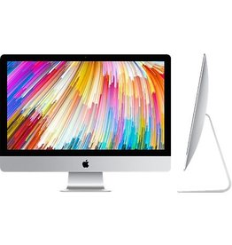 "Apple iMac 27"" 5K 3.8GHz 8GB 2TB-Fusion R580 2017"