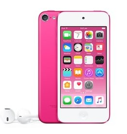 Apple iPod Touch 32GB - Pink (6th Gen)