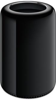 Apple Mac Pro  3.5GHz 6-Core 16GB RAM 256GB-SSD<br />• 16GB 1866MHz DDR3 ECC memory<br />• Dual AMD FirePro D500 with 3GB GDDR5 VRAM each<br />• 256GB PCIe-based flash storage