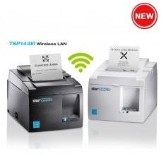 Star Micronics Printer Receipt Star Micronics TSP143IIIWAN with WiFi connection