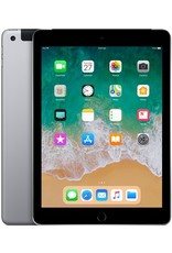 Apple iPad Wi-Fi + Cellular 128GB - Space Grey (6th Gen 2018)