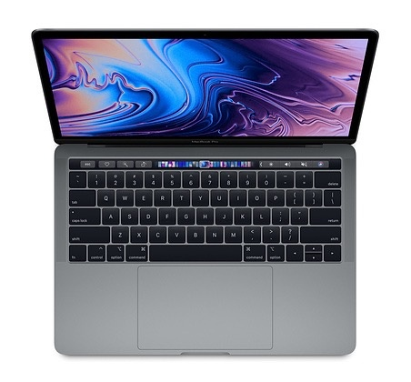 """Apple MacBook Pro 13"""" Touch Bar 2.3GHz 256GB - Space Grey 2018"""