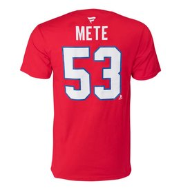 Fanatics VICTOR METE #53 PLAYER T-SHIRT