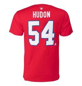 Fanatics T-shirt joueur #54 charles hudon