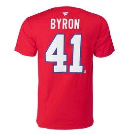 Fanatics T-shirt joueur #41 paul byron
