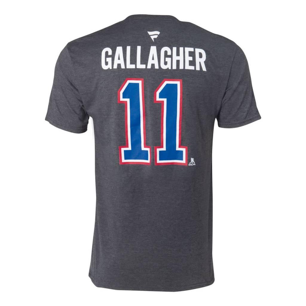 Fanatics BRENDAN GALLAGHER #11 PLAYER T-SHIRT