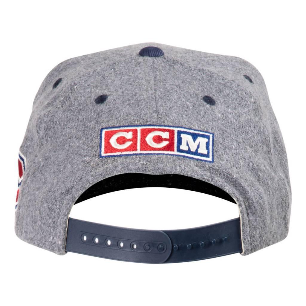 CCM Casquette badge montréal