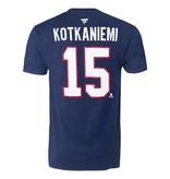 Fanatics T-shirt joueur #15 Jesperi Kotkaniemi