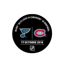 Sher-Wood RONDELLE DE PRATIQUE 17-OCT-2018 VS. BLUES