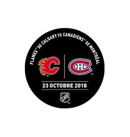 Sher-Wood PRACTICE PUCK 23-OCT-2018 VS. FLAMES