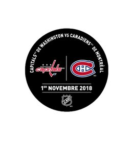 Sher-Wood RONDELLE DE PRATIQUE 1-NOV-2018 VS. CAPITALS