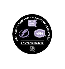 Club De Hockey PRACTICE PUCK 3-NOV-2018 VS. LIGHTNING