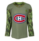 Adidas Chandail canadiens militaire