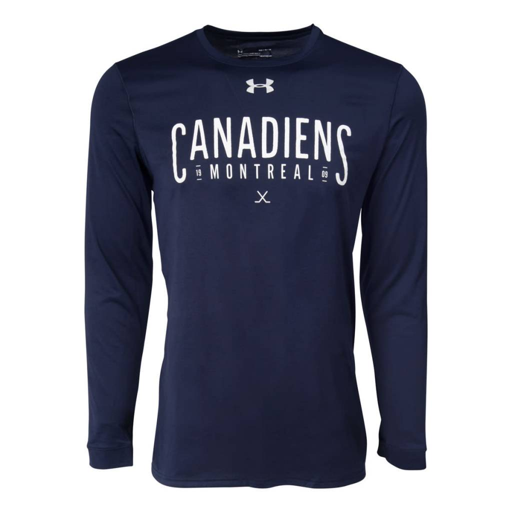 Under Armour UNDER ARMOR WORKOUT LONG SLEEVE