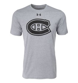 Under Armour T-SHIRT STADIUM UA GRIS