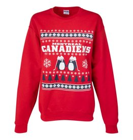 WOMEN'S CANADIENS UGLY SWEATER