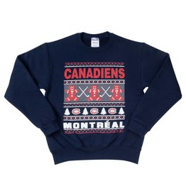 Canadiens Junior Ugly Sweater