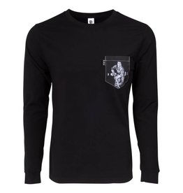 POCHE ET FILS Maurice Richard Poches & Fils Long Sleeve