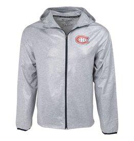 47' Brand Grey Wind Coat