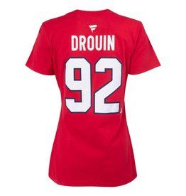 Fanatics WOMEN'S #92 JONATHAN DROUIN PLAYER T-SHIRT