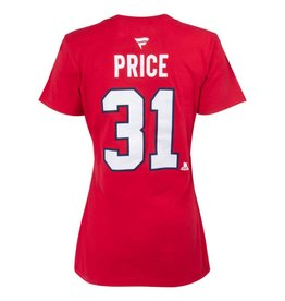 Fanatics WOMEN'S #31 CAREY PRICE PLAYER T-SHIRT