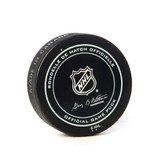 Club De Hockey Game-Used Puck 24-Nov-2018 Vs. Bruins