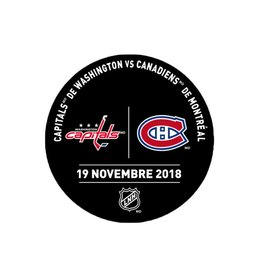 Sher-Wood Rondelle de pratique 19-nov-2018 vs. capitals